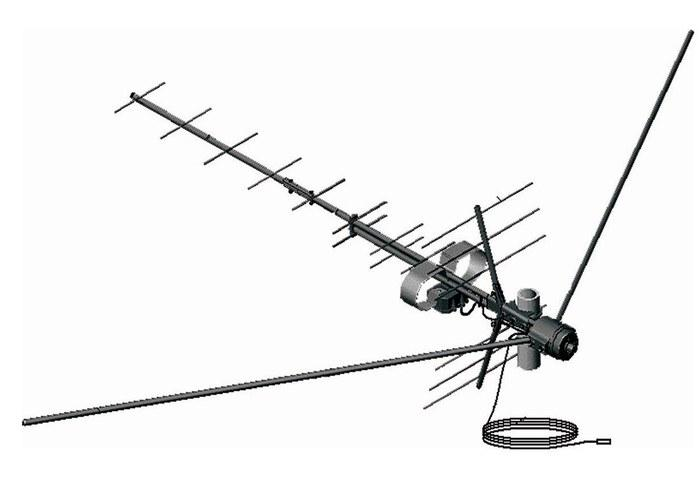 Антенна телевизионная для дачи